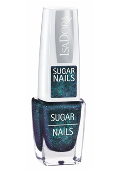 IsaDora Isadora Sugar Nails - 112 Emerald Crush  Bubbleroom.se