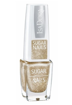 IsaDora Isadora Sugar Nails - 116 Gold Crush  Bubbleroom.se