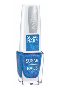 IsaDora Isadora Sugar Nails - 130 Pool Crush  Bubbleroom.se