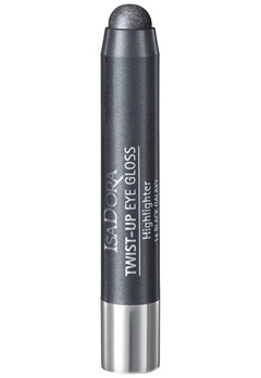 IsaDora IsaDora Twist-up Eye Gloss - Black Galaxy  Bubbleroom.se