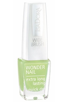 IsaDora Isadora Wonder Nail Wide Brush - 506 Limonade  Bubbleroom.se