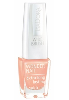 IsaDora Isadora Wonder Nail Wide Brush - 507 Peach Club  Bubbleroom.se