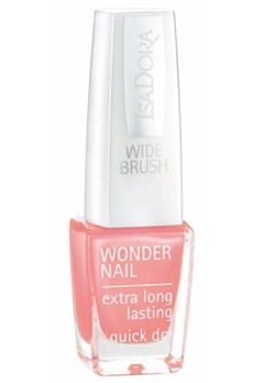 IsaDora Isadora Wonder Nail Wide Brush - 508 Shell Pink  Bubbleroom.se