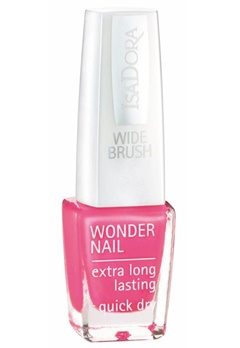 IsaDora Isadora Wonder Nail Wide Brush - 509 Pink Pulse  Bubbleroom.se