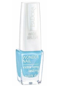 IsaDora Isadora Wonder Nail Wide Brush - 512 Aquamarine  Bubbleroom.se
