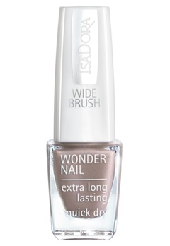 IsaDora Isadora Wonder Nail Wide Brush - 752 Macchiato  Bubbleroom.se