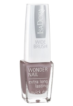 IsaDora Isadora Wonder Nail Wide Brush - 771 Little Sparrow  Bubbleroom.se