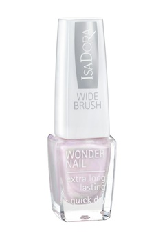 IsaDora Isadora Wonder Nail Wide Brush - 781 Ray Of Light  Bubbleroom.se