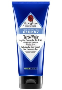 Jack Black Jack Black Turbo Wash Energizing Cleanser (295ml)  Bubbleroom.se