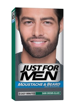 Just For Men Just For Men - Dark Brown (Beard)  Bubbleroom.se
