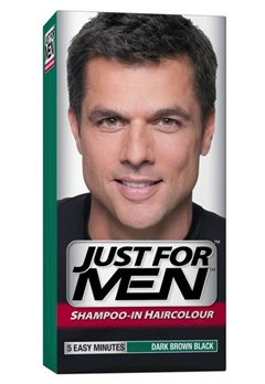 Just For Men Just For Men - Dark Brown (Hair)  Bubbleroom.se