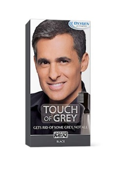 Just For Men Touch Of Grey - Black  Bubbleroom.se