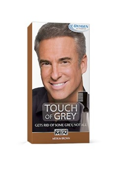 Just For Men Touch Of Grey - Medium  Bubbleroom.se