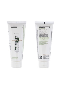 KORRES KORRES Conditioner Aloe And Ditanny (200ml)  Bubbleroom.se