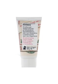 KORRES KORRES Almond Oil & Calendula Handcream  Bubbleroom.se