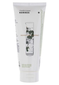 KORRES KORRES Conditioner Aloe And Dittany Normal Hair (16ml)  Bubbleroom.se
