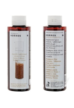 KORRES KORRES Shampoo Rice P And Tile (250ml)  Bubbleroom.se