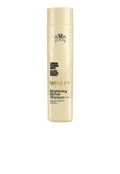 label.m label.m Brightening Blonde Shampoo (300ml)  Bubbleroom.se