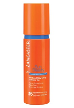 Lancaster Lancaster Oil Free Milky Spray SPF 15 (150ml)  Bubbleroom.se