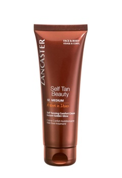 Lancaster Lancaster Self Tan Rich Balm Face And Body (125ml)  Bubbleroom.se