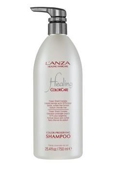 Lanza Lanza Color Care Shampoo (750ml)  Bubbleroom.se