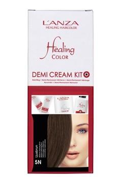 Lanza Lanza Demi Cream Kit - 5N  Bubbleroom.se
