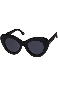 Le Specs Le Specs Go Go Go Black Smoke Mono Lens  Bubbleroom.se