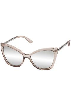 Le Specs Le Specs Naked Eyes Stone Silver Revo Mirror Lens  Bubbleroom.se