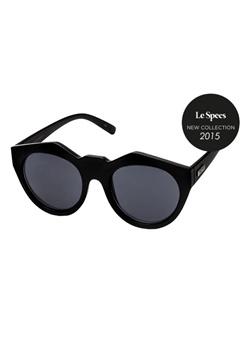 Le Specs Le Specs Neo Noir Black Smoke Mono Lens  Bubbleroom.se