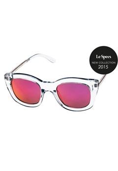 Le Specs Le Specs Runaways Luxe Ash Pink Revo Mirror Lens  Bubbleroom.se