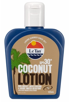 Le Tan Le Tan Coconut Lotion Spf 30+  Bubbleroom.se