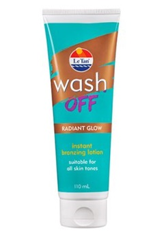 Le Tan Le Tan Wash Off Instant Brozning Lotion (110ml)  Bubbleroom.se