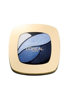LOreal Paris Loreal Paris Color Riche Les Ombre - Blue Marine  Bubbleroom.se