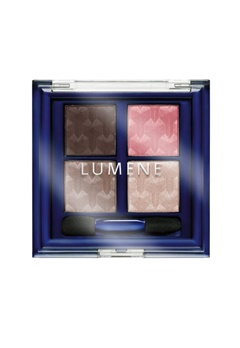 Lumene Lumene Blueberry Eyeshadow Palette - 4 Sandy Island  Bubbleroom.se