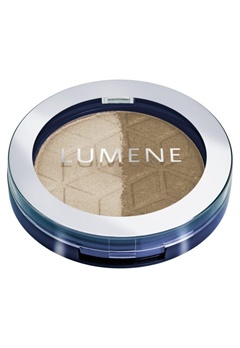 Lumene Lumene Blueberry Long-Wear Duet Eyeshadow - 3 Rippling Reeds  Bubbleroom.se