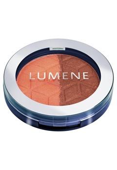Lumene Lumene Blueberry Long-Wear Duet Eyeshadow - 6 Autumn Leaves  Bubbleroom.se
