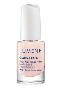 Lumene Lumene GlossAndCare Nail Care - 3 - in - 1 Nail Ridge Filler  Bubbleroom.se