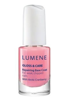 Lumene Lumene GlossAndCare Nail Care - Repairing Base Coat  Bubbleroom.se