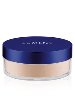 Lumene Lumene Sheer Finish Loose Powder - Translucent  Bubbleroom.se