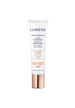 Lumene Lumene Touch Of Radiance Serum Foundation - 4 Peach Beige  Bubbleroom.se