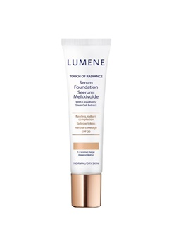 Lumene Lumene Touch Of Radiance Serum Foundation - 5 Caramel Beige  Bubbleroom.se