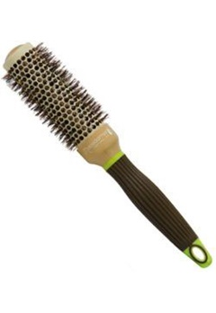 Macadamia Natural Oil Macadamia 100% Boar Hot Curling Brush (33mm)  Bubbleroom.se