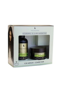 Macadamia Natural Oil Macadamia Nourishing Oil And Mini Masque Duo  Bubbleroom.se