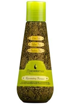 Macadamia Natural Oil Macadamia Rejuvenating Shampoo (100ml)  Bubbleroom.se