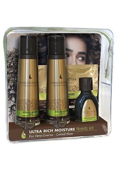 Macadamia Natural Oil Macadamia Ultra Moisture Travel Kit  Bubbleroom.se