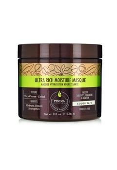 Macadamia Natural Oil Macadamia Ultra Rich Moisture Masque (236ml)  Bubbleroom.se