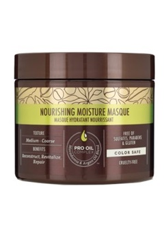Macadamia Natural Oil Macadamia Wash And Care Nourishing Moisture Masque (230ml)  Bubbleroom.se