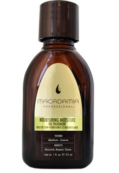 Macadamia Natural Oil Macadamia Wash And Care Nourishing Moisture Oil Treatment (30ml)  Bubbleroom.se