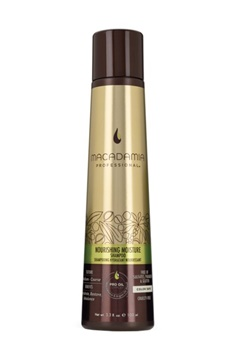 Macadamia Natural Oil Macadamia Wash And Care Nourishing Moisture Shampoo (100ml)  Bubbleroom.se