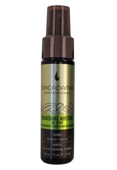Macadamia Natural Oil Macadamia Wash And Care Nourishing Moisture Oil Spray (30ml)  Bubbleroom.se